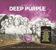 The Many Faces Of Deep Purple (2014) MP3 320 kbps