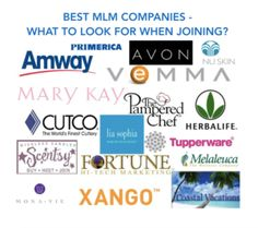 Best MLM Companies…What To Look For When Joining?