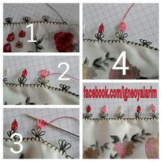 Needles and Ropes: Example of Needle Pattern Expression - 15 - Crochet Trim, Irish Crochet, Crochet Lace, Needle Tatting, Needle Lace, Cross Stitch Embroidery, Hand Embroidery, Crochet Unique, Baby Hats Knitting