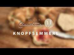 Kleingebäck-Teig - Backen mit Christina Youtube, Brot, Stand Up, Birthday Cakes, Essen, Recipies, Youtubers, Youtube Movies