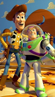 With so many toys and so much time between releases, can you tell which of the Toy Story movies each of these scenes are from?