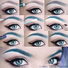 LINKI LUTZ MAKE UP