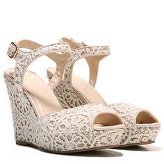 FERGALICIOUS Women's Ritzy Wedge Sandal