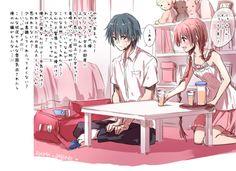 Manga Art, Manga Anime, Prince Of Tennis Anime, Anime Family, Anime Love Couple, Anime Ships, Doujinshi, Anime Couples, Game Art