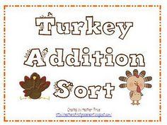 Turkey Addition Sort