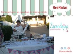 ZARANDAJAS #SlowmarketES, Hotel Fuerte El Rompido, 4 de julio 2014
