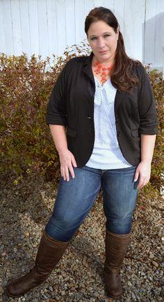 Plus size fashion for women Plus Size Fashion Blogger Full Figured &…