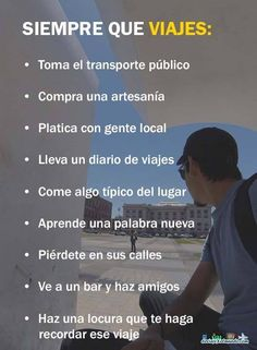 Esta guia de viaje es para compartir con MIRTA R. para cuando empecemos a viajar! #agenciadeviajes