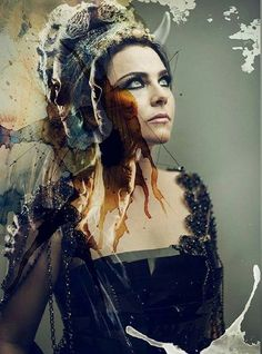 Amy Lee Evanescence Synthesis
