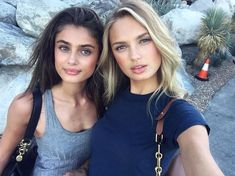 BFF'S- TAYLOR HILL & ROMEE STRIJD