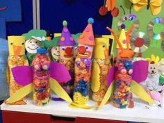 clown Plastic Bottle Crafts