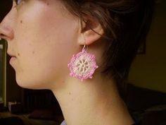Compass Rose Earrings