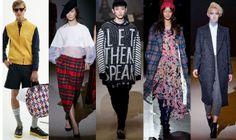 (l-r) beyond closet during ss 2014 New York Fashion Week, pushBUTTON, Steve J & Yoni P, jardin de chouette and Johnny Hates Jazz during during Seoul Fashion Week fw 2013