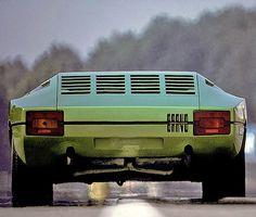 1974 Carrozzeria BERTONE - Lamborghini BRAVO - Designer Marcello GANDINI