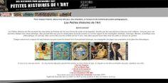35 Petites Histoires de l'Art sous forme de contes et de légendes |