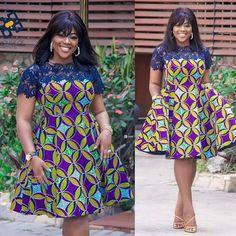 Modern African Print Dresses, African Print Dress Designs, African Dresses For Kids, Latest African Fashion Dresses, African Dresses For Women, African Print Fashion, African Attire, Ankara Fashion, Fashion Prints