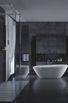 Find bathroom ideas for bathroom remodel and bathroom modern, bathroom design, bathroom vanity, bathroom inspiration and more with before and after bathrooms Read Bathroom Tile Designs, Modern Bathroom Design, Bathroom Colors, Bathroom Interior Design, Modern House Design, Modern Interior Design, Modern Decor, Bathroom Ideas, Shower Designs
