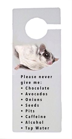 Please never give me . . . | Cage Door Sign …