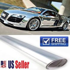Reflective glow Vvivid red vinyl printable film 1ft x 4ft adhesive roll decal