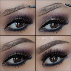 Eyebrow help, I've been doing this lately and I love my brows 1.) draw one line at bottom of brow and draw towards arch 2.) apply the top line; paralleling the bottom & meeting both lines where the top of your arch is; and if there is hair there, it certainly helps in guiding 3.) fill in the arch and the outer portion of brow so it's fairly dark 4.) care...