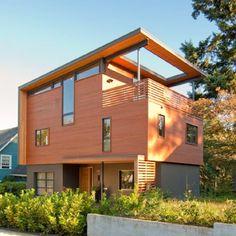 Modern Portland Homes - ELLEN FORTIN + MICHAEL TINGLEY: 3702 E. BURNSIDE ST. | Portland