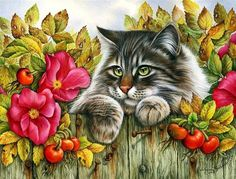 Artist: Irina Garmashova-Cawton