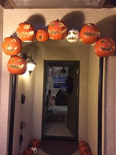 It's starting to really take shape! Halloween Decorations, Wreaths, Shapes, Home Decor, Decoration Home, Door Wreaths, Room Decor, Deco Mesh Wreaths, Home Interior Design