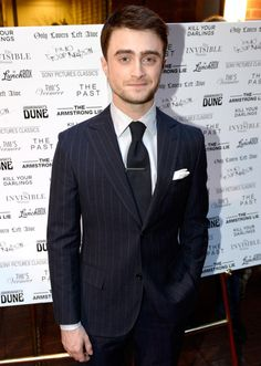 daniel radcliffe 001 Daniel Radcliffe Wears Todd Snyder to The F Word Premiere