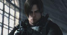 Leon S. Kennedy in Resident Evil Damnation