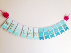 We Can't Stop Banner - Miley Cyrus Banner - Bachelorette Party Decor