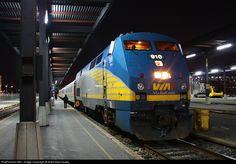 RailPictures.Net Photo: Via 910 VIA Rail GE P42DC at Ottawa, Ontario, Canada by Mark MacCauley