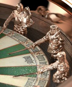 """Roger Dubuis Excalibur Table Ronde """"In 2013 at the forthcoming annual Salon of Haute Horlogerie SIHH 2013, January, in Geneva watch company Roger Dubuis will present the Excalibur Table Ronde, a limited series of 88 watches."""""""