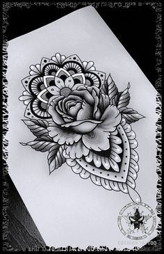 tattoos If you simply do not have the time to plant and maintain your water garden's foliage, or you Dope Tattoos, Pretty Tattoos, Leg Tattoos, Body Art Tattoos, Small Tattoos, Sleeve Tattoos, Mandala Tattoo Design, Flower Tattoo Designs, Tattoo Drawings