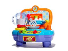 A kitchen set for your little chef.