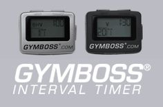 Interval Timer for Workouts! I own one and I thinks it's like the gospel of fitness.