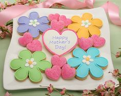$34.99 Cookie Gallery - Happy Mothers Day Cookie Assortment  (http://www.cookiegallery.com/happy-mothers-day-cookie-assortment/)