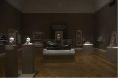 de young museum interior exhibit - Google Search