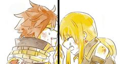 lucy et natsu. Fairy Tail Lucy, Fairy Tail Nalu, Fairy Tail Ships, Gajevy, Gruvia, Couples Fairy Tail, Miraxus, Natsu And Lucy, Female Knight
