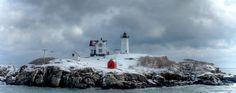 Nubble Lighthouse© 2014  - Jan 2014