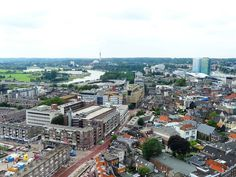 "17 Likes, 2 Comments - ArnhemLife (@arnhemlife) on Instagram: ""View from the @eusebius_arnhem #Arnhem.  Pretty clear sky today!"""