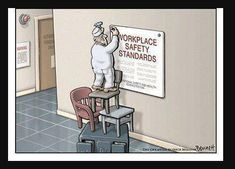 Workplace Safety Standards - Funny Pictures & Funny jokes | Jokideo