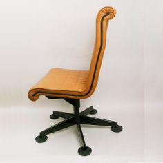 Richard Sapper Desk chair for Knoll International 1979