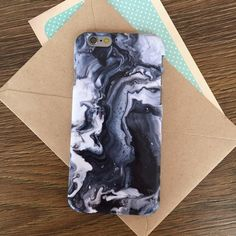 iPhone,Samsung+Galaxy,Marble,Mint,Blue,+Water+from+I+WANT+CASE+by+DaWanda.com