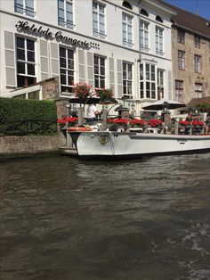 The canal rides in Bruges are fun to take during the afternoon. We took one during our Viking River cruise pre-trip.