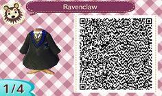 Hogwarts Robes – Ravenclaw | QRCrossing.com