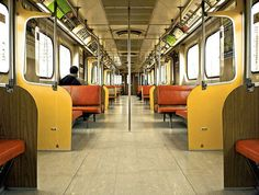 Classic TTC subway #Toronto