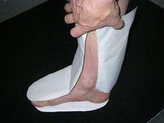IMGP0098.JPG   Fitting pattern for fleece socks