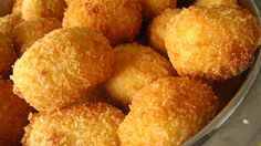 Simple Oven-Baked Potato Croquettes
