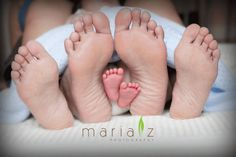feet portraits