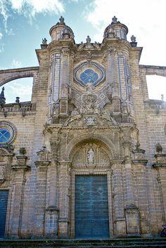 Catedral de San Salvador de Jerez de la Frontera. España